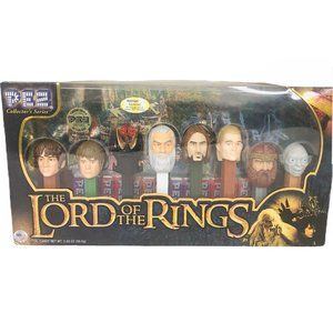 Lord of the Rings Eye Sauron PEZ Collectors Series
